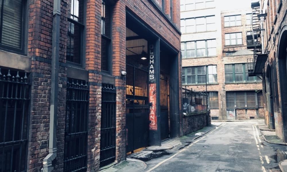 MFW NQ Alley