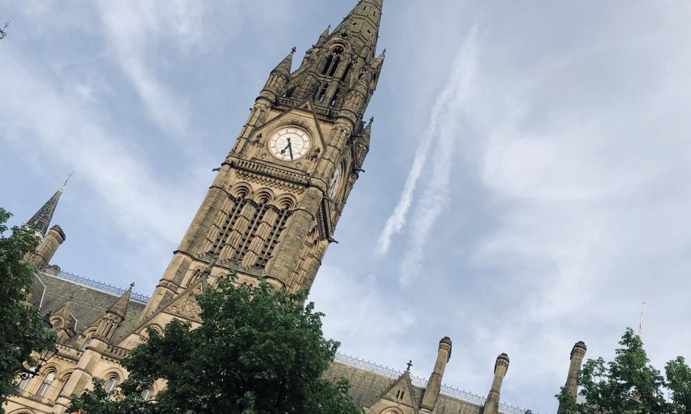 DM Town Hall Angle